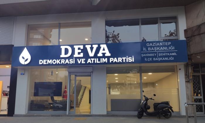 Deva Partisi il binası tamam