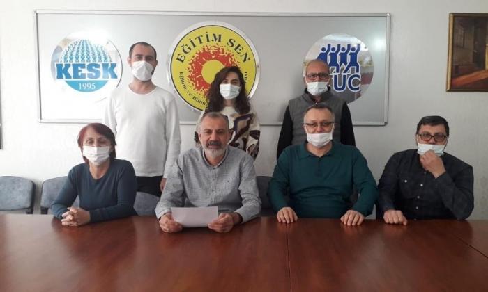 EĞİTİMSEN GAZİANTEP ŞUBESİ'NDEN AÇIKLAMA