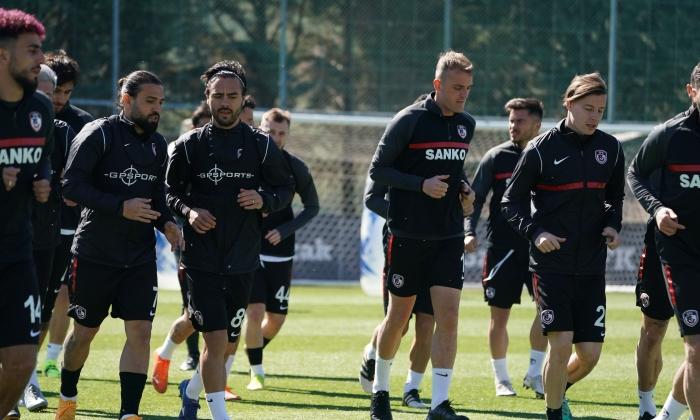 Beşiktaş hazırlığı tamam