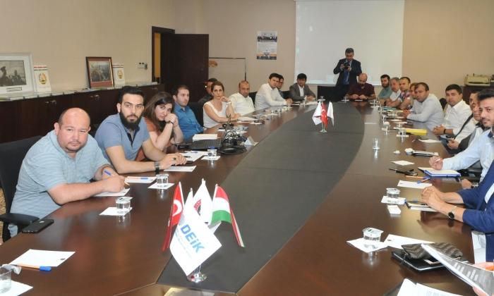GSO'da İş yatırım Toplantısı