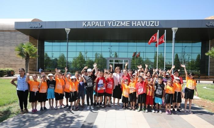 Şahin Sporu gençlerle buluşturuyor