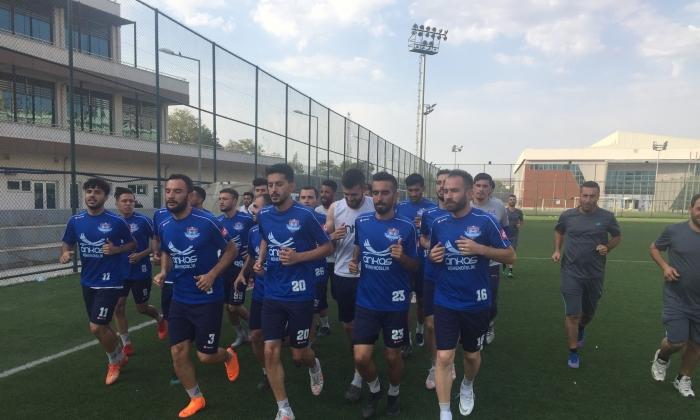 Ankasspor'da hazırlıklar sürüyor
