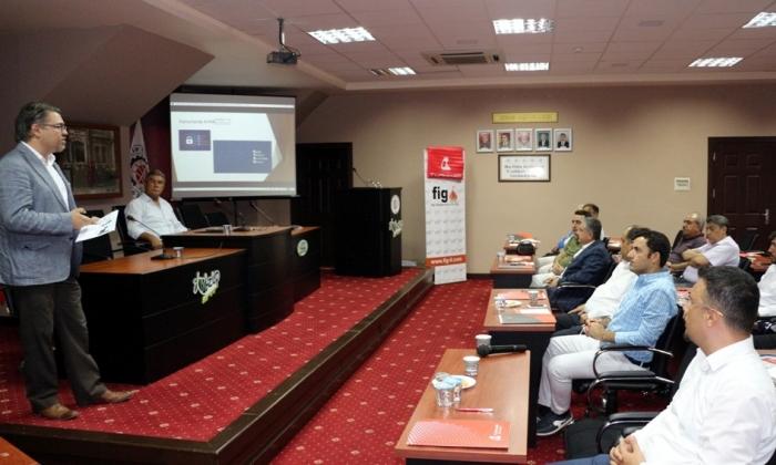 NTO'da E-Dönüşüm semineri