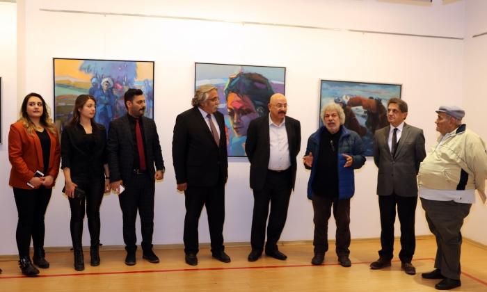 Anadolu'dan esintiler sergisi