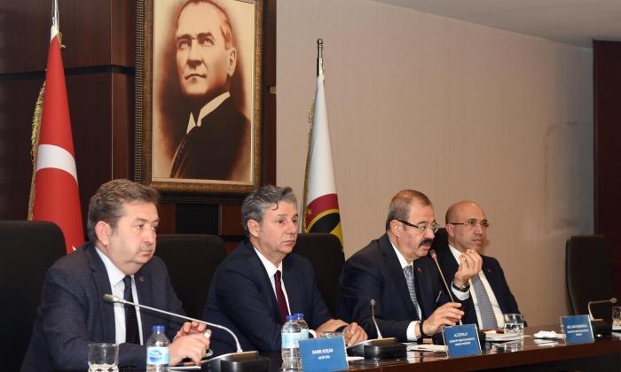 GSO'da Meclis toplantısı