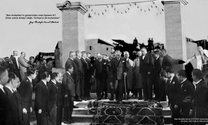 Atatürk sergisi açılacak