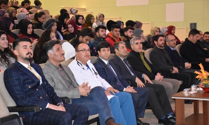 Harran Üniversitesi'nde Acil durumlar eğitimi