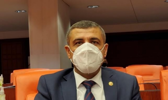 Taşdoğan Gaziantepspor'un sorununu Meclise taşıdı