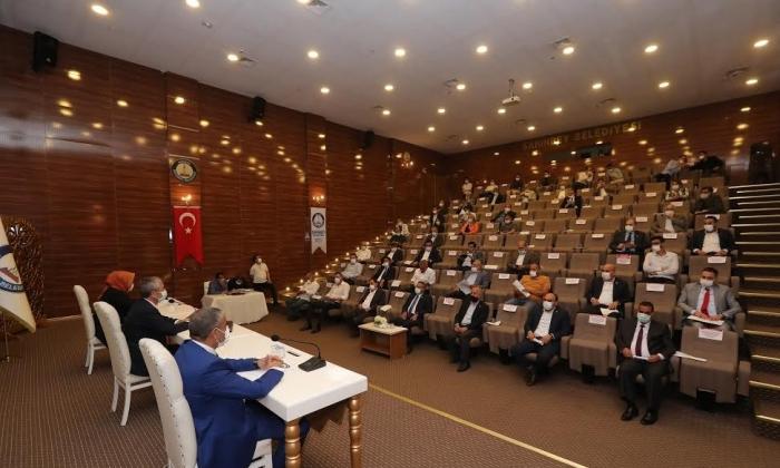 Şahinbey Meclisi yapıldı