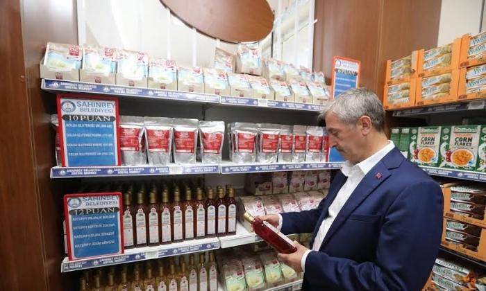 Şahinbey Çölyak hastalarına destek oluyor