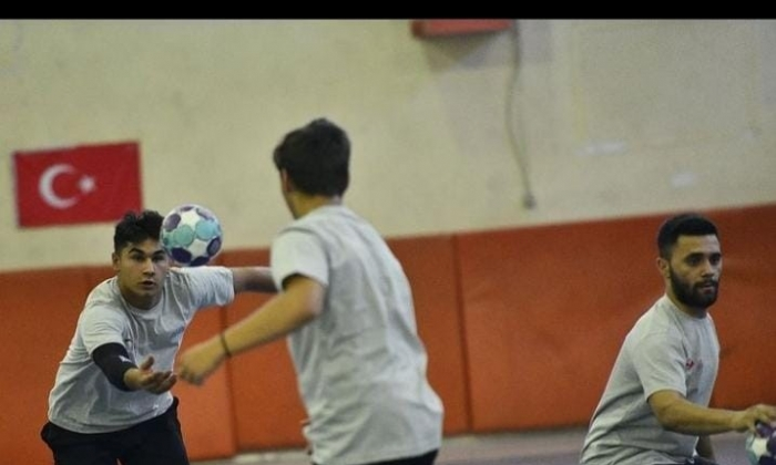 Nesrin Mehmet Abar Hentbol start verdi