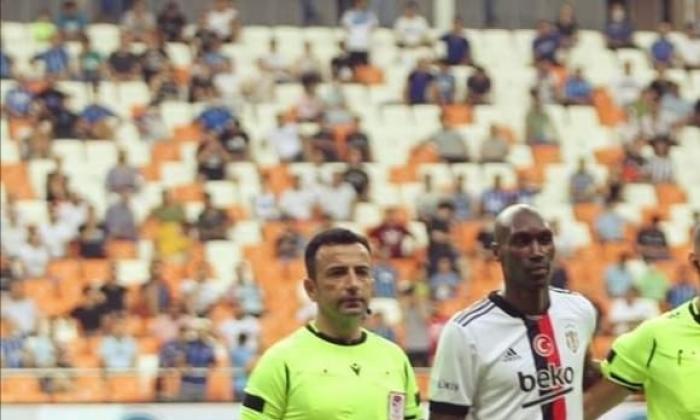 Özkoç Süper Ligde maç yönetecek
