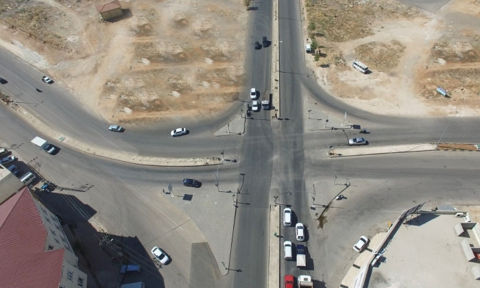 Yeşilvadi trafiğe kapanıyor