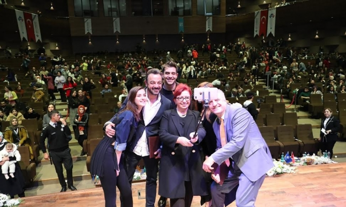 HKÜ Altın Baklava Film Festivalinde ödüller sahiplerini buldu