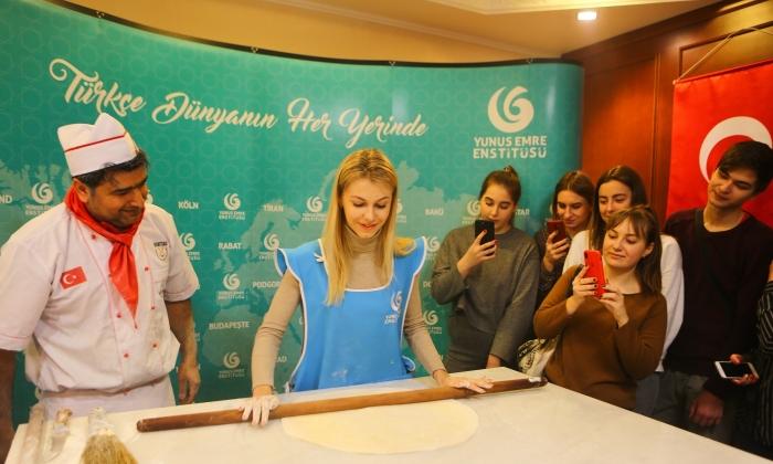 Baklava Ukrayna'yı fethetti