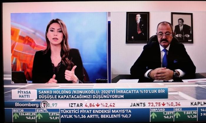 SANKO TEKSTİL, TÜRKİYE'DE TSE COVID-19  GÜVENLİ ÜRETİM BELGESİNİ ALAN İLK ŞİRKET