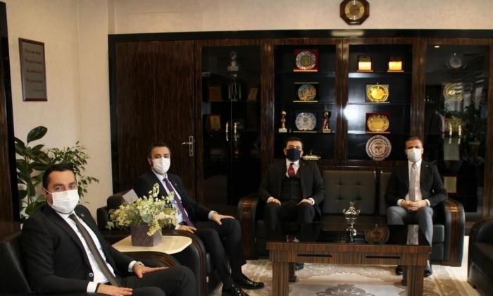 GAGİAD'dan Cumhuriyet Başsavcıya ziyaret
