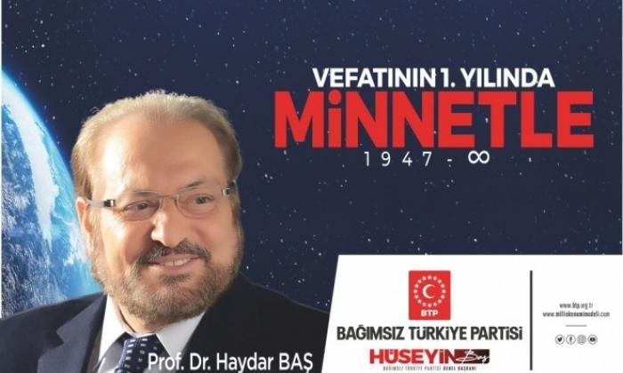 HAYDAR BAŞ'I ANDILAR