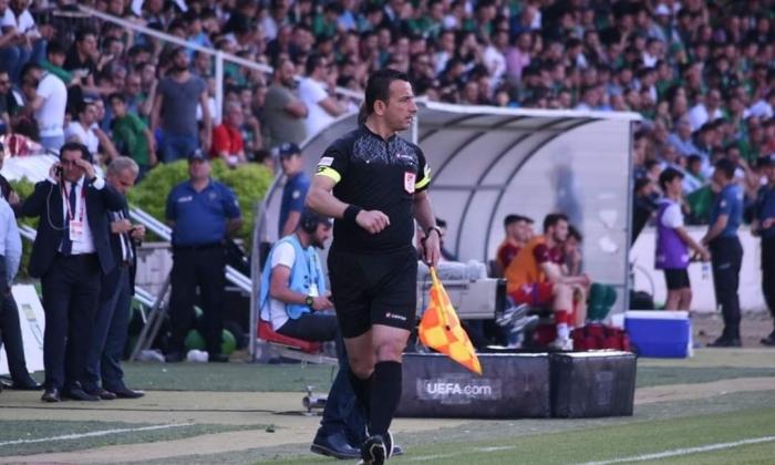 Ömer Tevfik Özkoç'a kritik maç