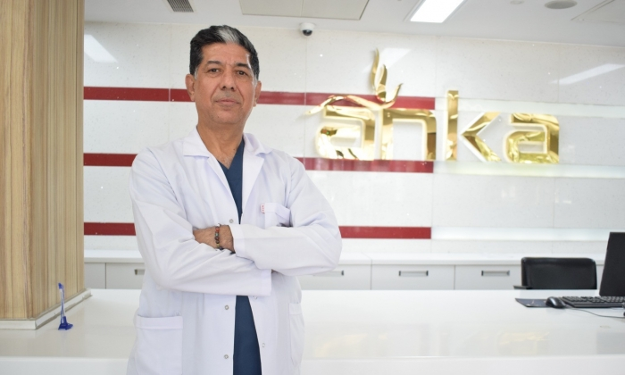 Çocuk Hastalıkları Uzmanı Dr. Korkmaz ANKA' da