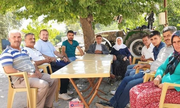 Kilis Ziraat Odası Köy kültürünü geliştiriyor